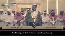 Ahmed Nufays - Kıyamet Sûresi  ve Meali