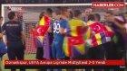 Osmanlıspor, UEFA Avrupa Ligi'nde Midtjylland 2-0 Yendi