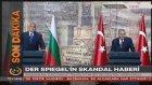 Başbakan Yıldırım'dan Der Spiegel'in Skandal Haberine Tepki