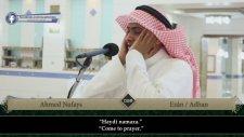 Ahmed Nufays - Ezan & Ezan Duası - Kıraat 2 [Adhan with English Translation]