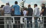 Bilal Erdoğan İle Hamza Yerlikaya'nın Mas Güreşi Yapması