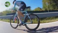 Bisikletçiden süpermen tekniği