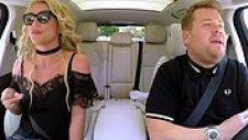 James Corden Bu Defa Britney Spears ile Carpool Karaoke Yaptı