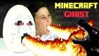 Minecraft Ghast DEV Sürpriz Yumurta Açma Oyun Hamuru Oyuncak Abi