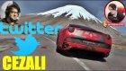 Twitter Cezalı Yarış | Drive Club Türkçe | Bölüm 10 - Oyun Portal