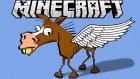 Uçan Eşek | Minecraft Build Battle | Bölüm 10 | Oyun Portal