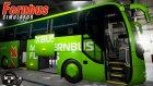 AÇIN KAPILARI GELSİN MÜŞTERİLER [Logitech G27 ile Fernbus Simulator]#2