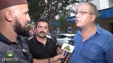 Atıp Tutan Can Dundar'a Vatandaştan Rögar Kapağı - Ahsen Tv