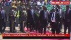 Zimbabve Devlet Başkanı, Rio'dan Madalyasız Dönen Sporcuları Tutuklattı
