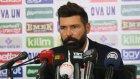 Hakan Kutlu: 'Maçtan sonra üzüldük'