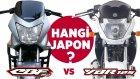 Hangi Japon? Yamaha YBR 125 vs Honda CBF 150 - Dualvlog