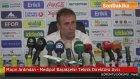 Maçın Ardından - Medipol Başakşehir Teknik Direktörü Avcı