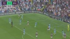 Manchester City 3-1 West Ham Unted - Maç Özeti izle (28 Ağustos 2016)