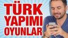 Oynamaya Değer 3 Türk Yapımı Mobil Oyun  | Yap Yap