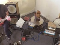 Robotların Müzik Grubu Kurması
