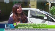 Singapur Da Sürücüsüz Taksi Dönemi