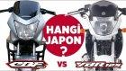 Yamaha YBR 125 mi? yoksa Honda CBF 150 mi?