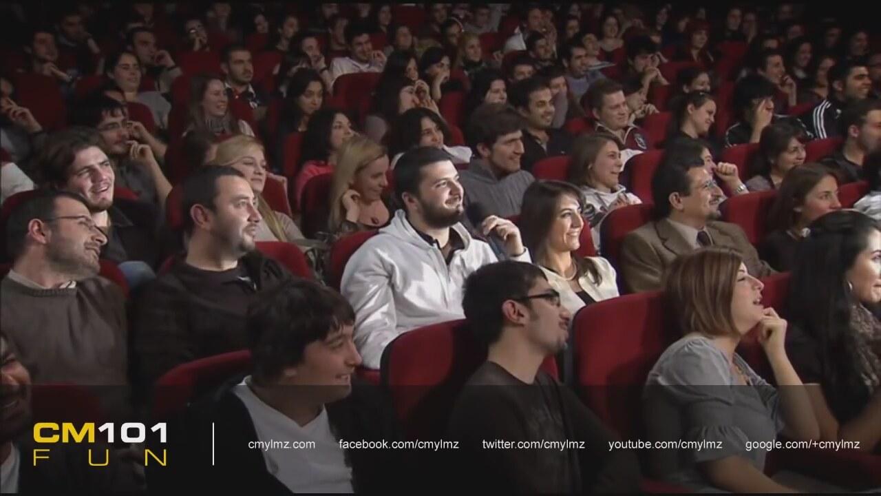 Cem Yilmaz Fena Laf Sokuyo