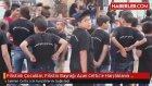 Filistinli Çocuklar, Filistin Bayrağı Açan Celtic'e Harçlıklarını Bağışladı