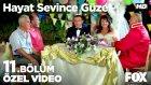 Hayat Sevince Güzel 11 Bölüm - Osman Firarda! (29 Ağustos Pazartesi)