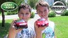 Kumandalı Oyuncak Araba Yarışı - Nissan 370Z Vs. Range Rover Evoque | Oyuncak Abi