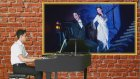 Opera'daki Hayalet  Müzikal - Müzikli Oyun Tiyatro Ve Sinema Giriş Film Enstrümantal Müzikleri