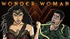 Wonder Woman'ın Yayınlanan Fragmanı Üzerine Yapılmış Eğlenceli Parodi