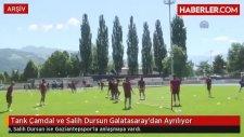 Tarık Çamdal ve Salih Dursun Galatasaray'dan Ayrılıyor
