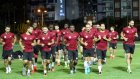 Alanyaspor'da Gençlerbirliği maçı hazırlıkları