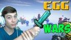 Efsane Oyun Oldu! - Minecraft: Yumurta Savaşları W/aziz Gaming