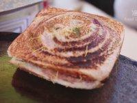 Hindistan Sokak Yemekleri -  Dabeli ve Sandviç