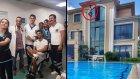 Kenan Sofuoğlu 3. Kattan Havuza Atladı Hastanelik Oldu