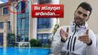 Kenan Sofuoğlu'nun 3 Kattan Havuza Atlaması