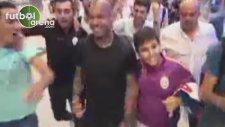 Nigel De Jong İstanbul'da