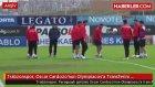 Trabzonspor, Oscar Cardozo'nun Olympiacos'a Transferini KAP'a Bildirdi