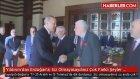Yıldırım'dan Erdoğan'a: Siz Olmayasaydınız Çok Farklı Şeyler Konuşacaktık