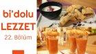 Bal Kabaklı Ve Peynirli Empanadas & Kadayıfa Sarılı Karides | Bi'dolu Lezzet - 22. Bölüm