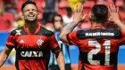 Diego Attı, Flamengo Kazandı