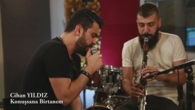 Cihan Yıldız - Konuşsana Bir Tanem (Akustik Canlı Performans)