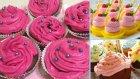Renkli Krem Şantili Cupcake Nasıl Yapılır? (Eşim Hazırladı)