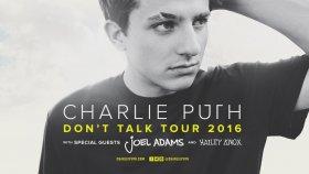 Charlie Puth - Don't Talk Tour 2016