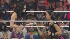 Paige vs. AJ Lee - Divas Championship Match: Raw, April 7