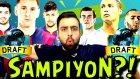 En Sevdigim Oyuncular Challenge | Fut Draft Fifa 16 | SAMPIYON ?!