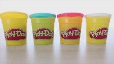 Play Doh Oyun Hamuru ile Animasyon