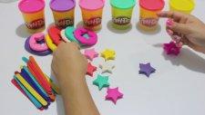 Play Doh Oyun Hamuru ile Dondurma Yapımı