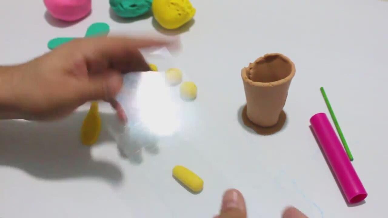 Ev yapımı oyun hamuru