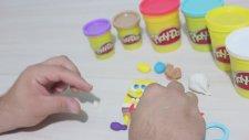 Play Doh Oyun Hamuru ile SüngerBob Yapımı