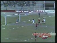 1986 Yılında İki Avanta Penaltı ile Şampiyon Olan Beşiktaş