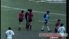 1986 Yılında İki Avanta Penaltı İle Şampiyon Olan Beşiktaş
