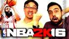 Dayımızla Inanilmaz NBA 2K16 Kapışması | Tarihi Maç